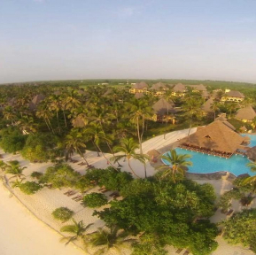 Neptune Pwani Resort and Spa LUX